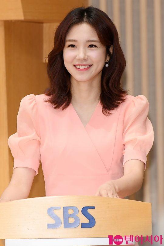 SBS 아나운서 출신 방송인 장예원 / 사진=텐아시아DB