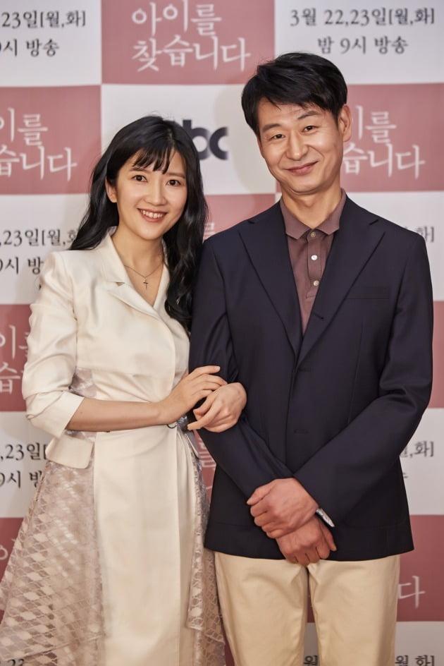 '아이를 찾습니다' 배우 장소연, 박혁권./사진제공=JTBC