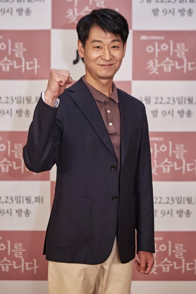 '아이를 찾습니다' 배우 박혁권./사진제공=JTBC