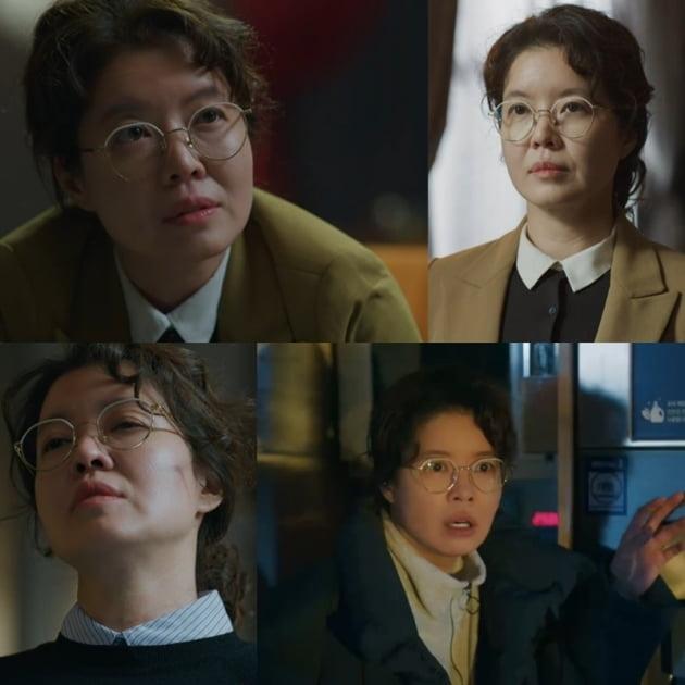 '빈센조' 김여진 / 사진 = tvN 영상 캡처