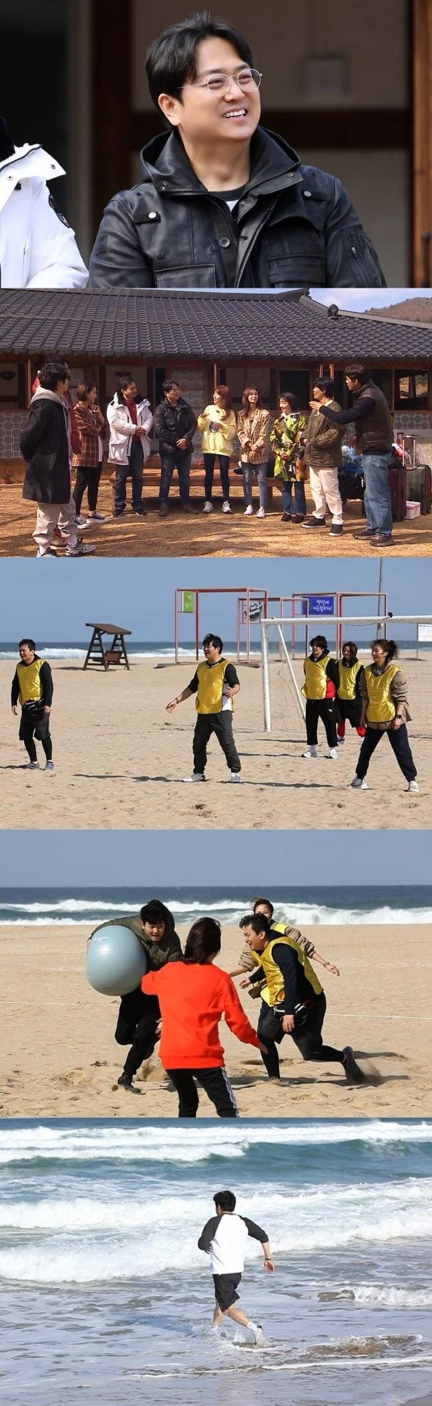김찬우가 '불타는 청춘'에 출연한다. / 사진제공=SBS