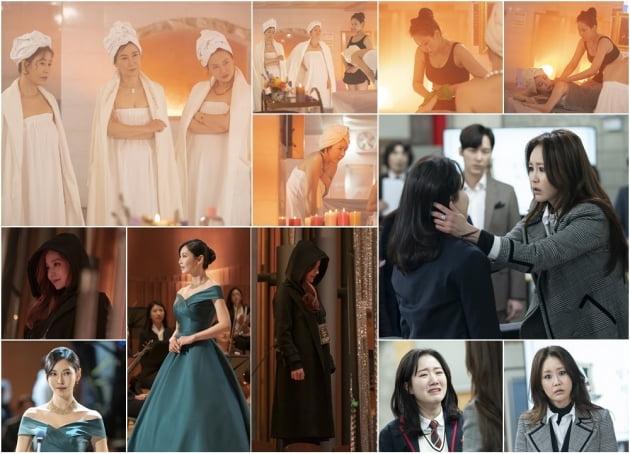 '펜트하우스2' 스틸컷/ 사진=SBS 제공
