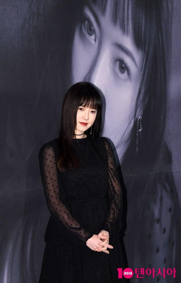 """[TEN 포토] 구혜선 """"내 작품이 부정당할때 동력이 생긴다..."""""""