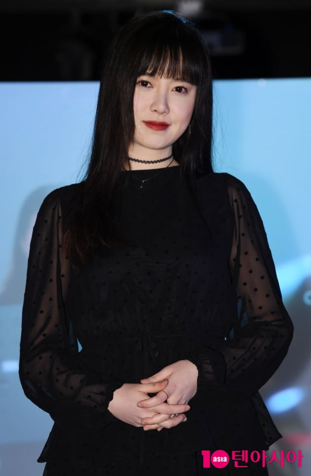 [TEN 포토] 구혜선 '입가에 반짝이는 악세사리'
