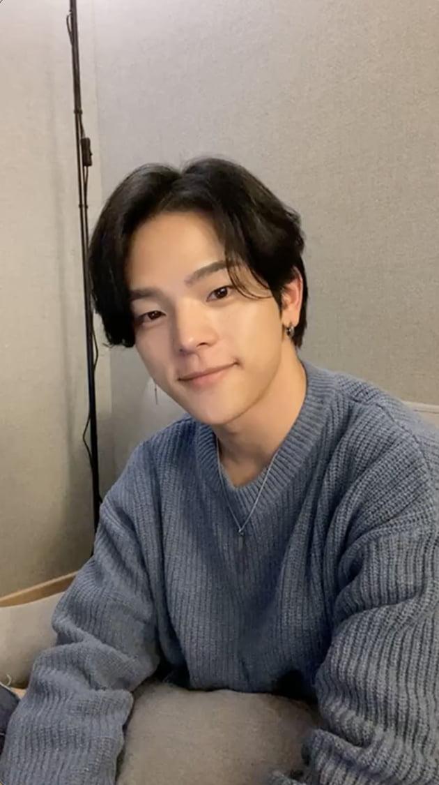 /사진=김우진 인스타그램
