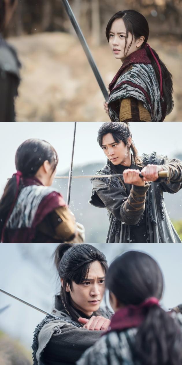 '달이 뜨는 강' 12회 스틸컷/ 사진=KBS2 제공
