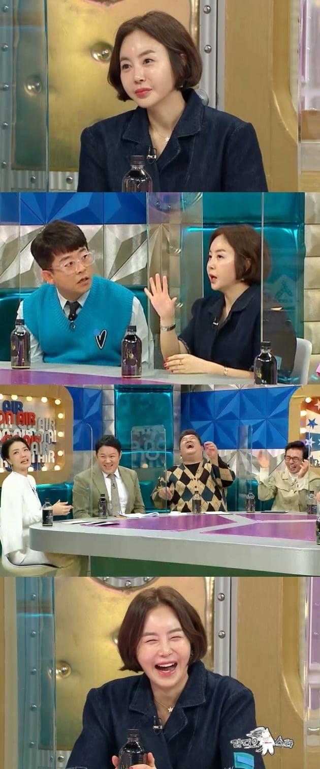 '라디오스타'에 황혜영이 출연한다. / 사진제공=MBC
