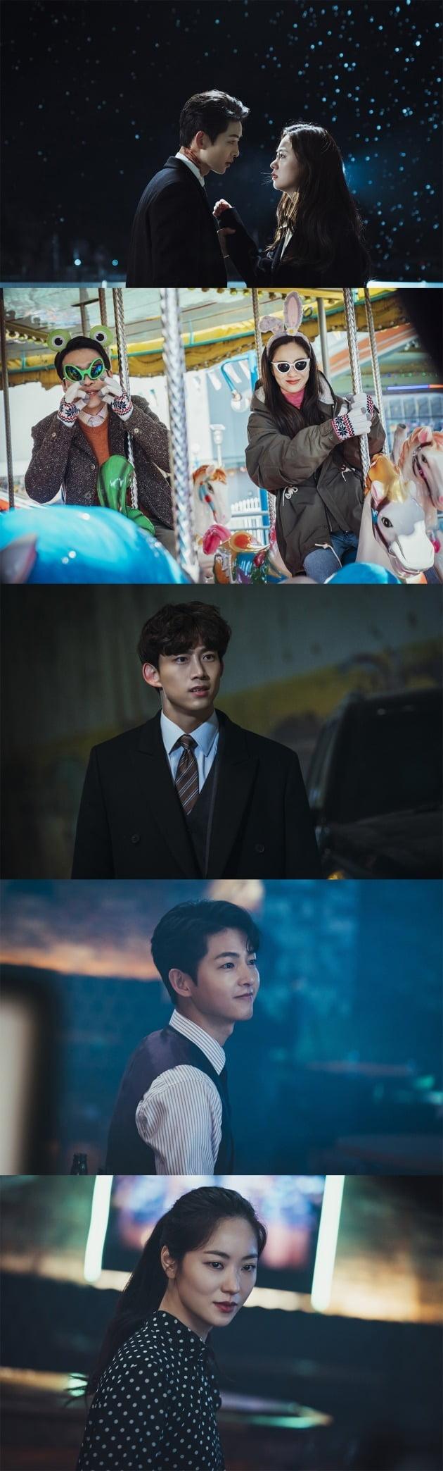 '빈센조' 스틸 / 사진제공=tvN