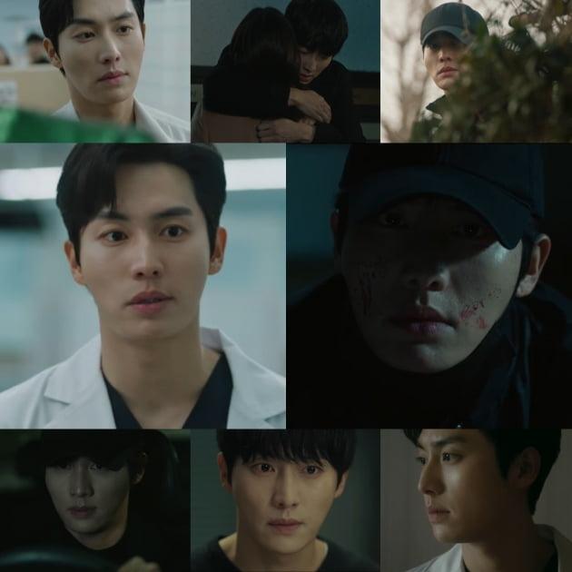'마우스' 권화운./ 사진=tvN 방송화면