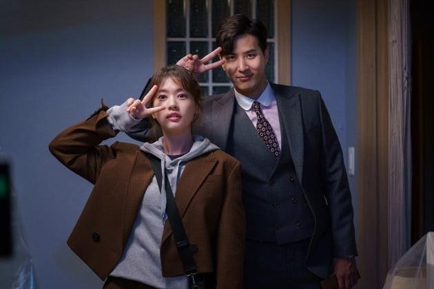 '월간 집' 정소민, 김지석./사진제공=드라마하우스스튜디오, JTBC스튜디오