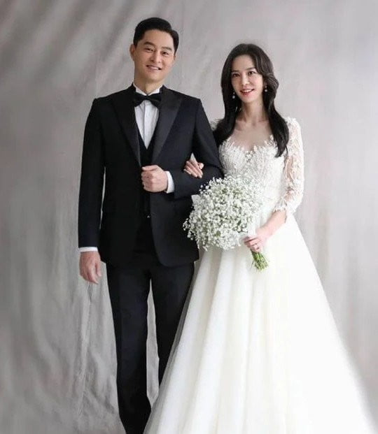 지누 임사라 변호사 결혼 /사진=SNS