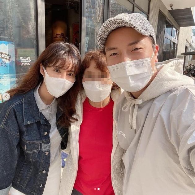 /사진 = 김준희 인스타그램