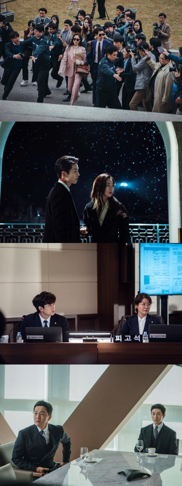 '빈센조'가 11회를 기점으로 2막에 돌입한다. / 사진제공=tvN