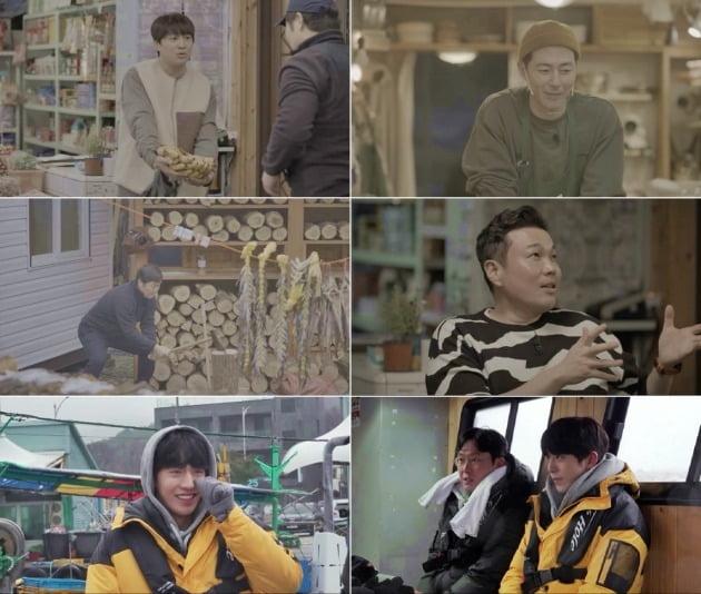tvN '어쩌다 사장'이 4주 연속 자체 최고 시청률을 경신했다. / 사진제공=tvN