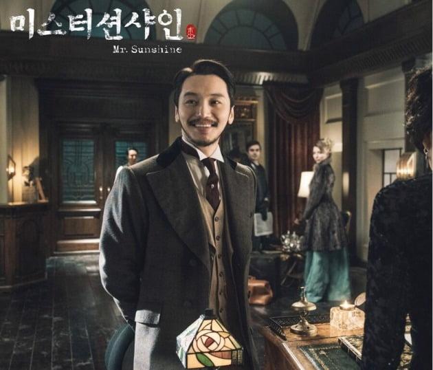 드라마 '미스터 션샤인'의 변요한 / 사진=tvN '미스터 션샤인' 홈페이지