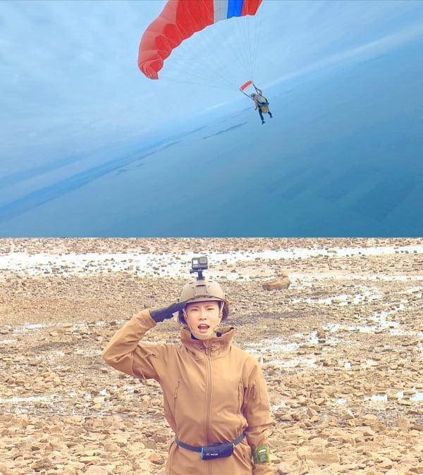 '정글의 법칙' 생존의 달인 편 강은미./ 사진제공=SBS