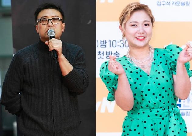 박계옥 작가(왼쪽), 개그맨 박나래/ 사진=연합뉴스, tvN