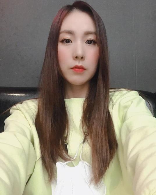 가수 간미연/ 사진=인스타그램 캡처