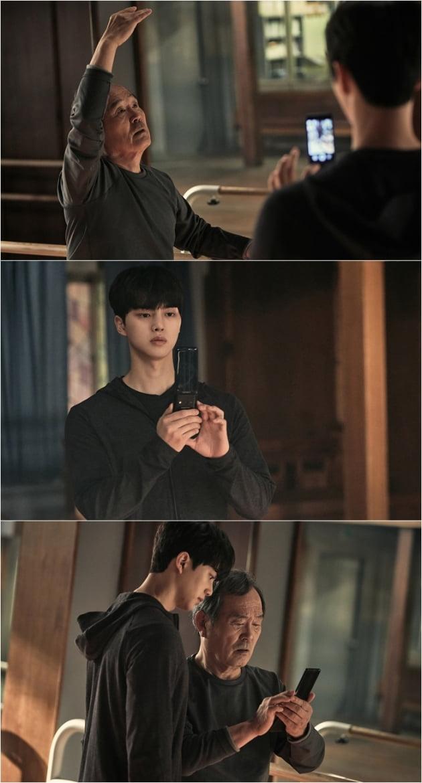 '나빌레라' 박인환-송강./ 사진제공=tvN