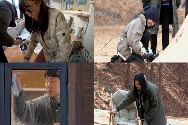 '바퀴달린집2' 티저/ 사진=tvN 제공