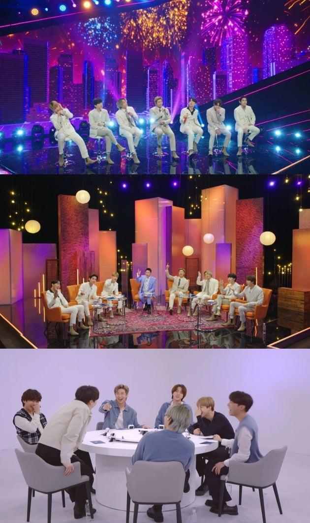'Let's BTS' 방탄소년단 /사진=KBS