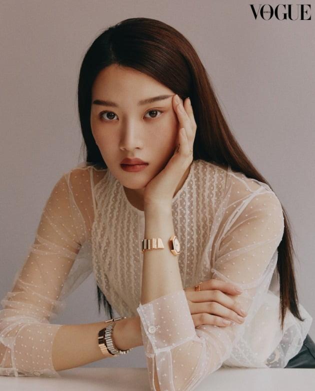 배우 문가영./사진제공=보그 코리아