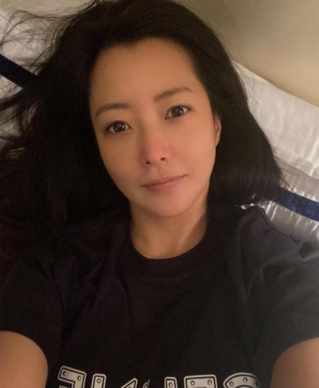 배우 김희선 / 사진 = 김희선 인스타그램