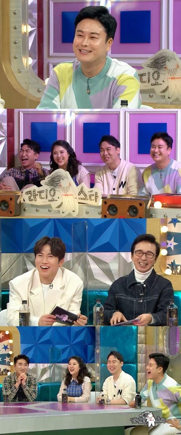 블랑카 캐릭터로 인기를 끌었던 개그맨 정철규가 MBC '라디오스타'에 출연한다. / 사진제공=MBC