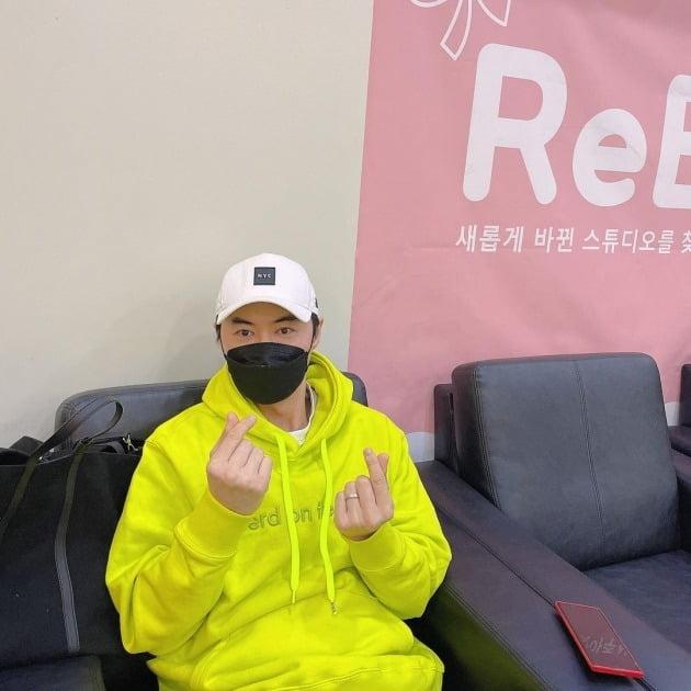가수 전진 / 사진=KBS Cool FM '정은지의 가요광장' 인스타그램