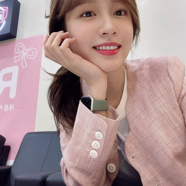 그룹 EXID 하니(안희연) / 사진=KBS Cool FM '정은지의 가요광장' 인스타그램
