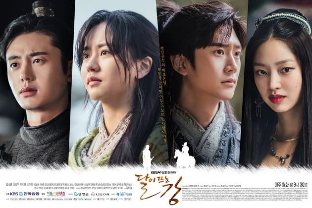 '달이 뜨는 강' 포스터/ 사진=KBS2 제공