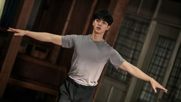 송강/사진=tvN 월화드라마 '나빌레라'