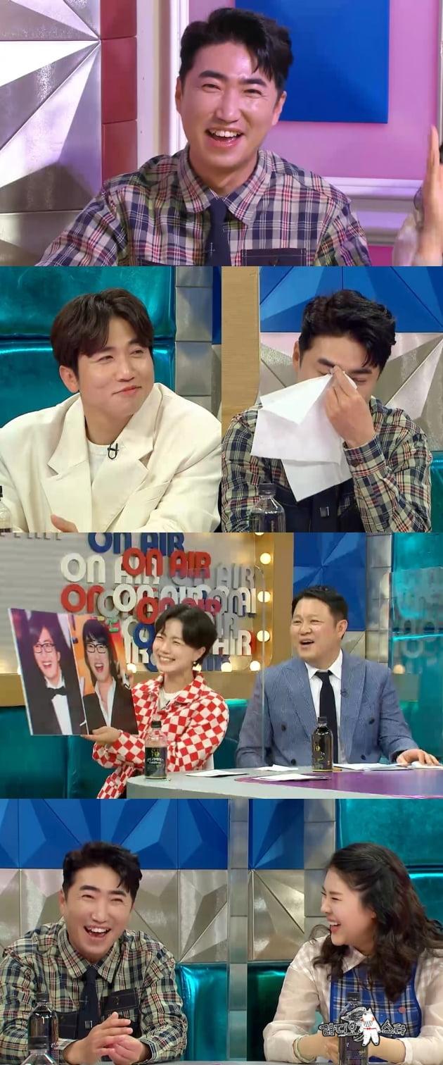 '라디오스타' 장동민/ 사진=MBC 제공