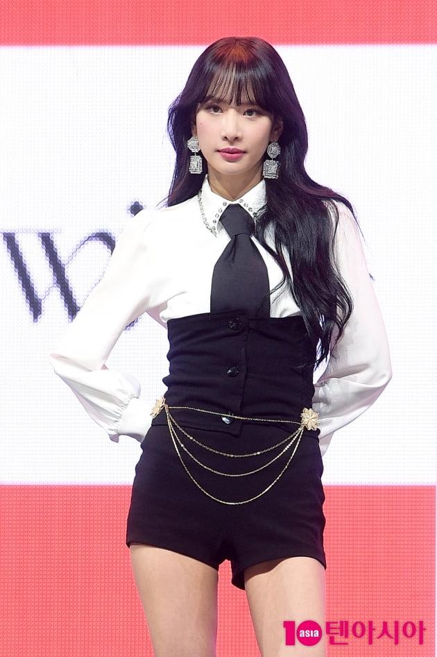 [TEN 포토] 우주소녀 설아 '더 예뻐진 비주얼'