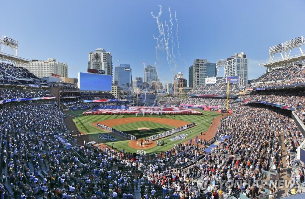 캘리포니아주 5개 MLB 구단, 개막전부터 관중 20% 입장