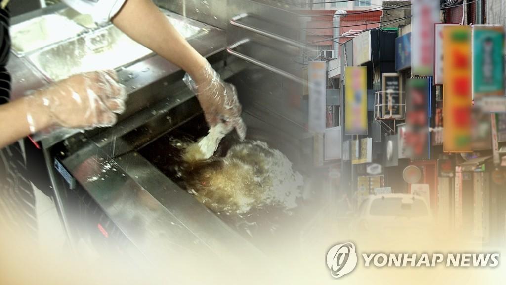 프랜차이즈 치킨집·카페 5곳 중 1곳 연매출 1억 미만