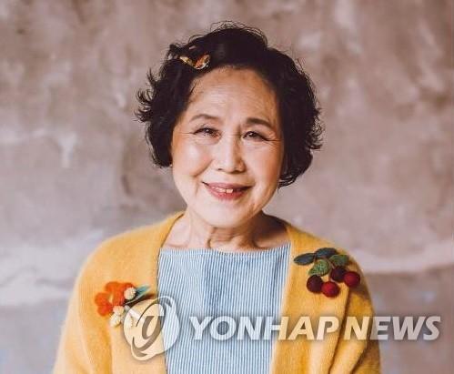 배우 박정자의 팔순 기념 무대…연극 '해롤드와 모드'
