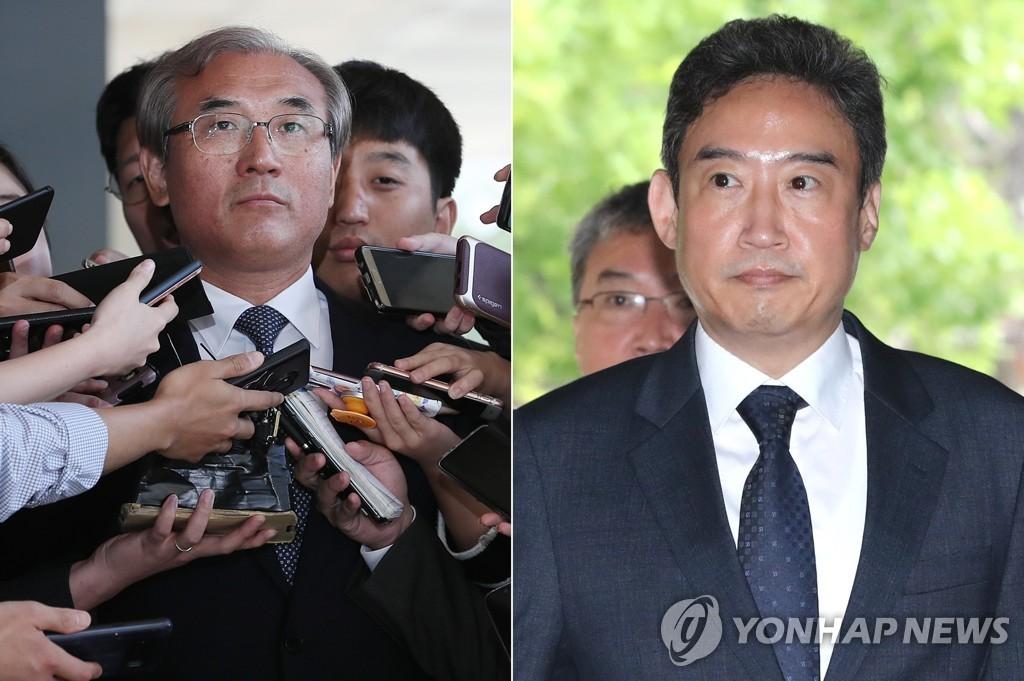 '사법농단' 연루 이민걸·이규진 판사 이번주 1심 선고