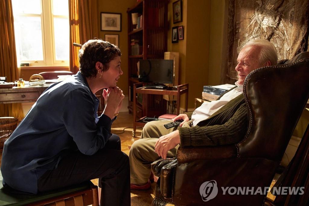 품격 있는 심리 드라마…영화 '더 파더'