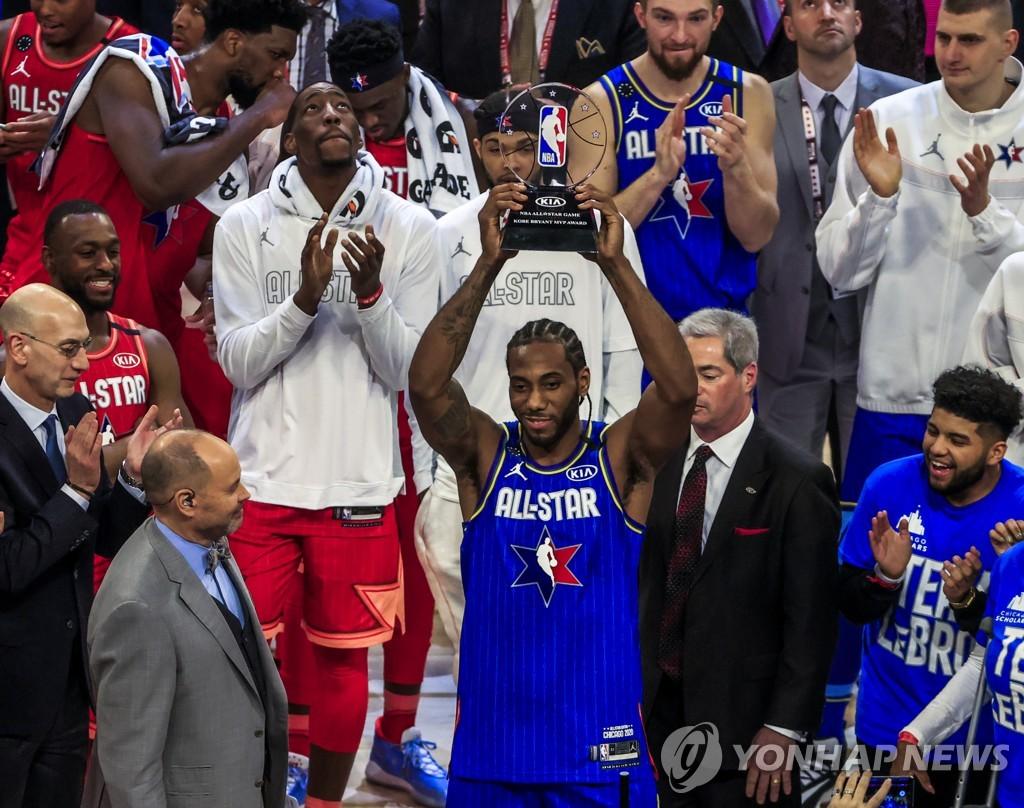 팀 르브론 vs 팀 듀랜트…NBA 올스타전 8일 개최