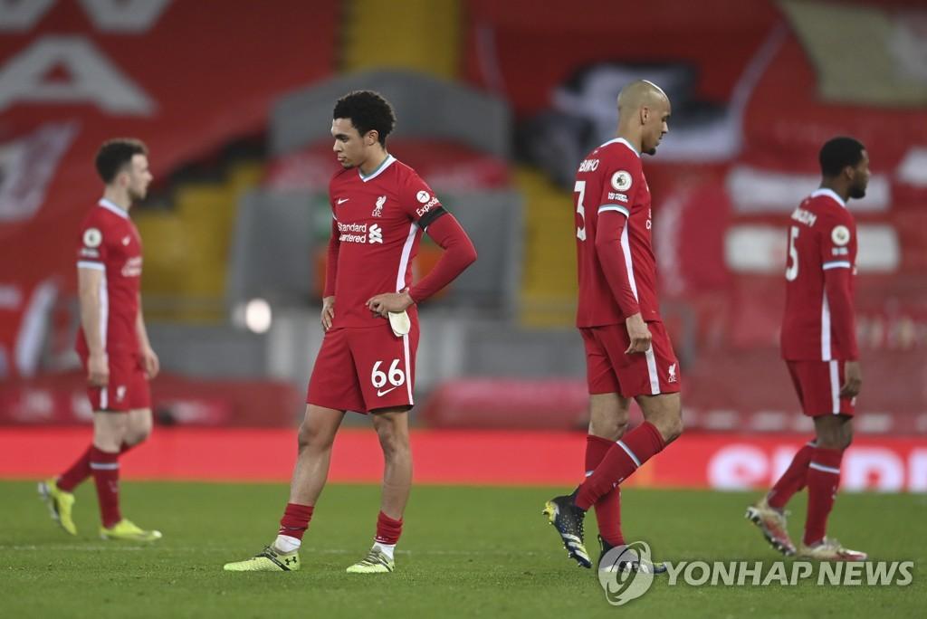 '마운트 결승골' 첼시, 리버풀 1-0 제압…8경기 무패·4위 도약
