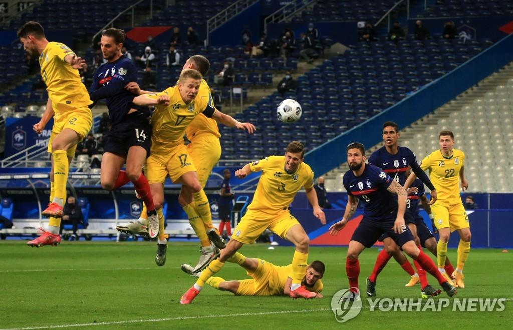 '호날두 침묵' 포르투갈, 아제르바이잔 자책골에 1-0 진땀승