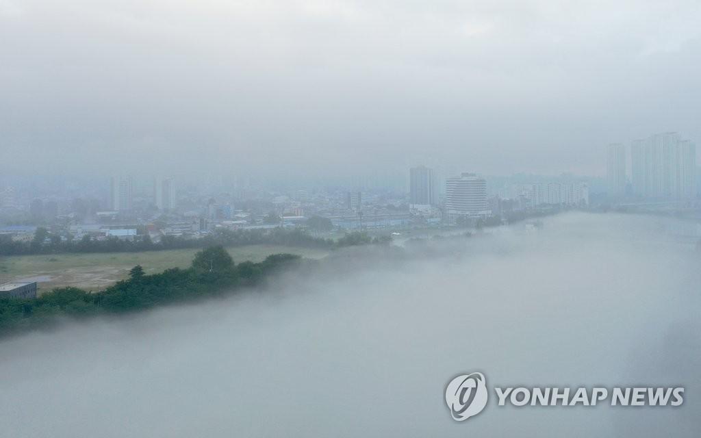강원 맑고 일교차 커…내륙·산지엔 오전 짙은 안개