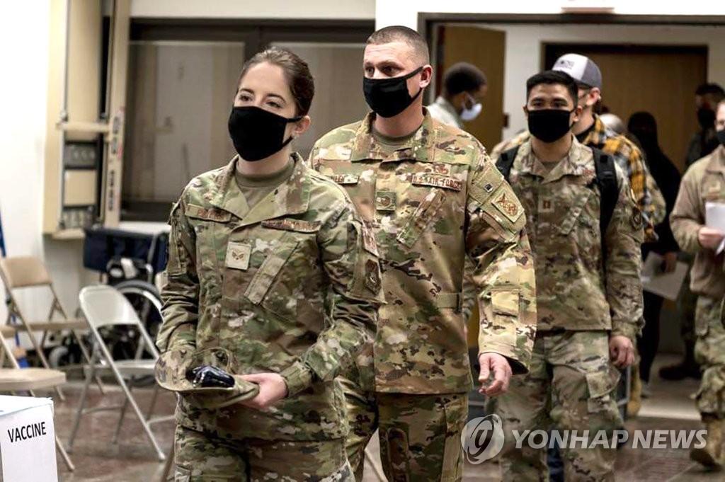 동두천·평택서 주한미군 관련 3명 코로나19 확진