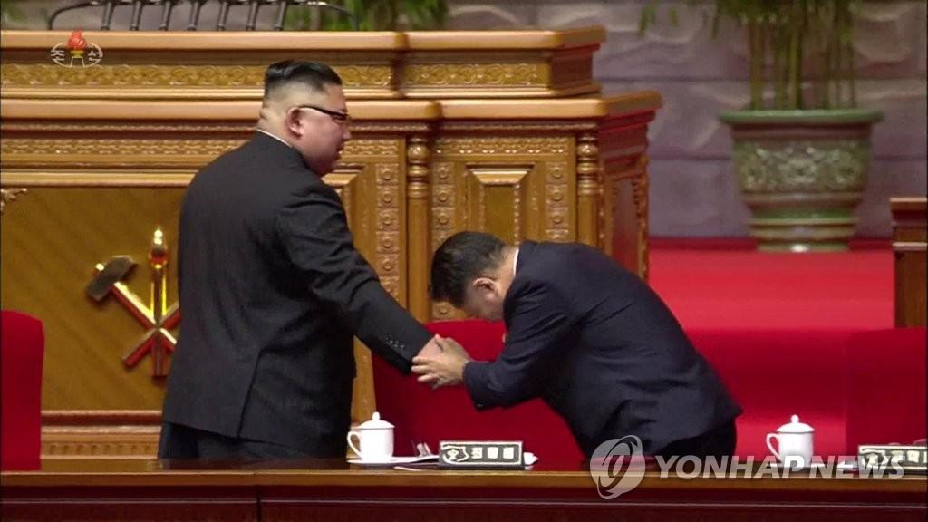 '프레지던트' 김정은, 정상외교 전담…최룡해는 거꾸로 '체어맨'