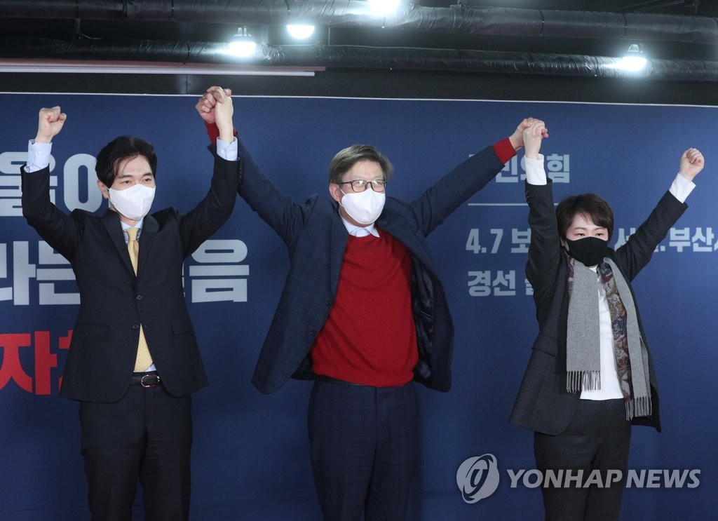 보수여전사 누른 신인 박성훈…국힘 부산시장 경선 2위 기염