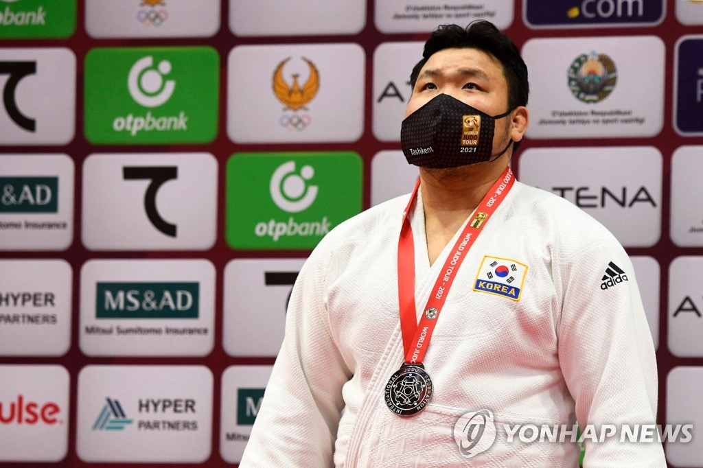 유도대표팀, 아시아선수권 출격…올림픽 티켓 놓고 '집안 경쟁'