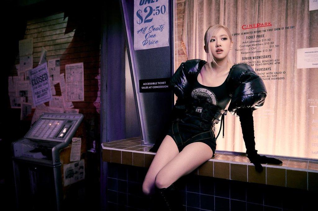 로제, 빌보드 싱글 차트 70위…한국 여자솔로 최고 기록