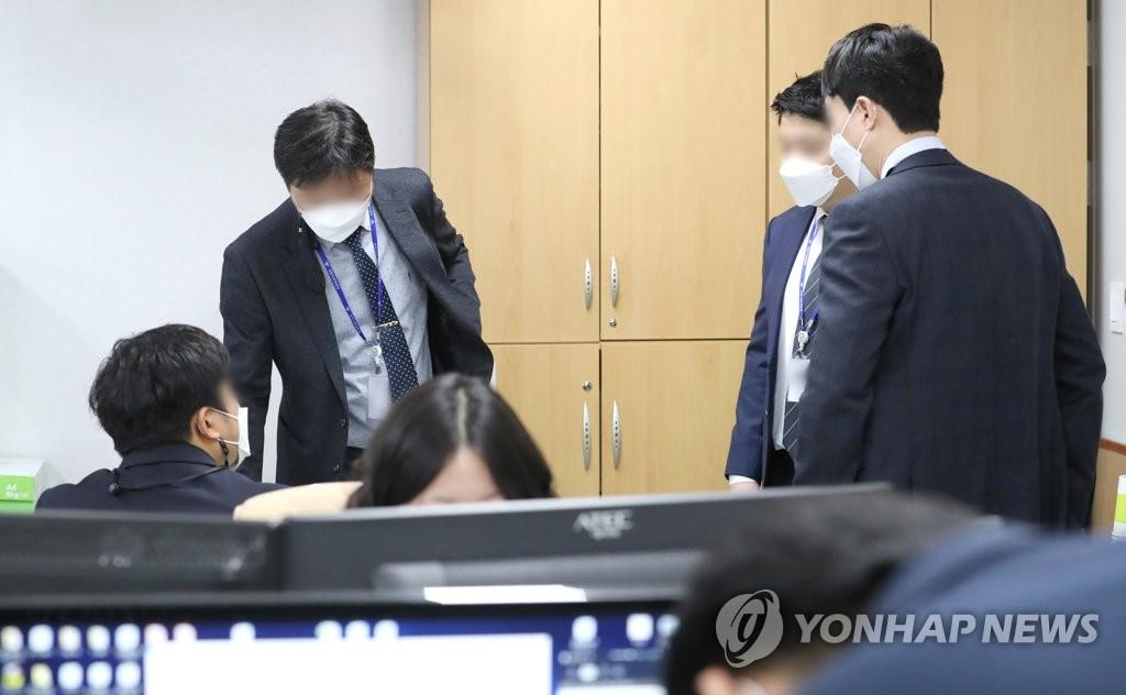 '공무원 투기의혹 수사' 2개 경찰청서 세종시청 동시 압수수색(종합2보)