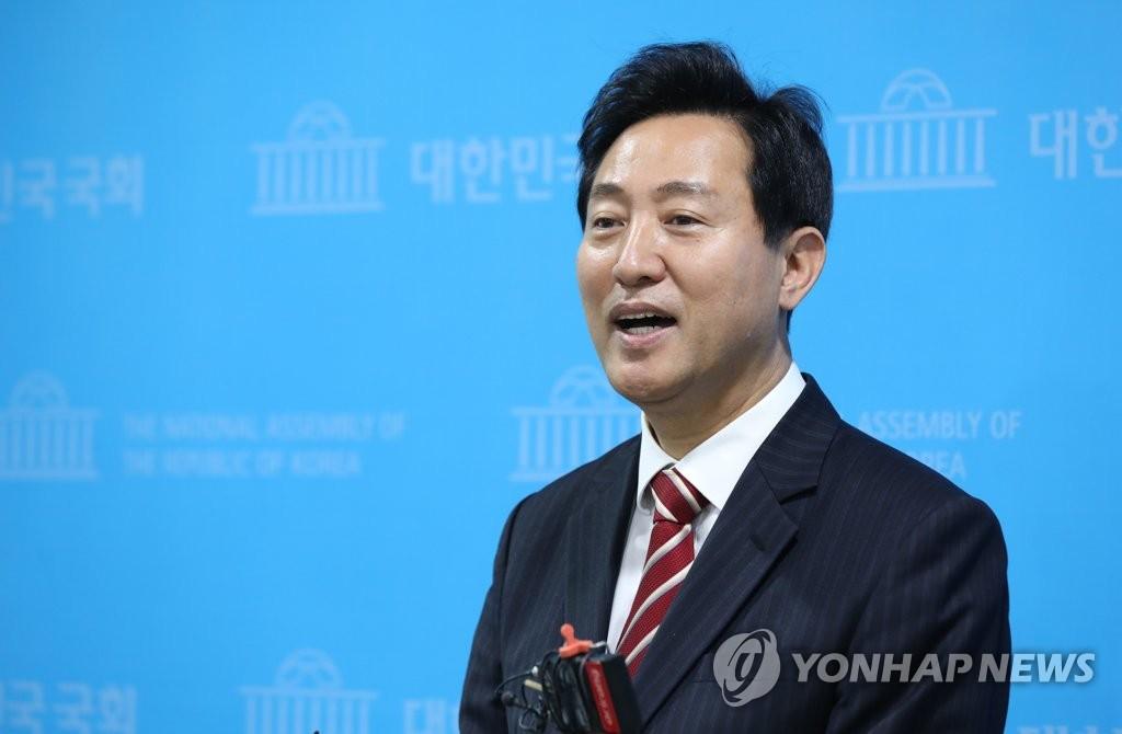 제1야당·중도·개인기…'역전 드라마' 오세훈의 승인은
